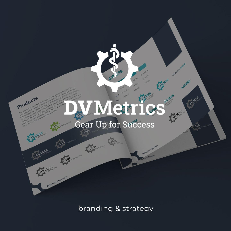 DVMetrics Button