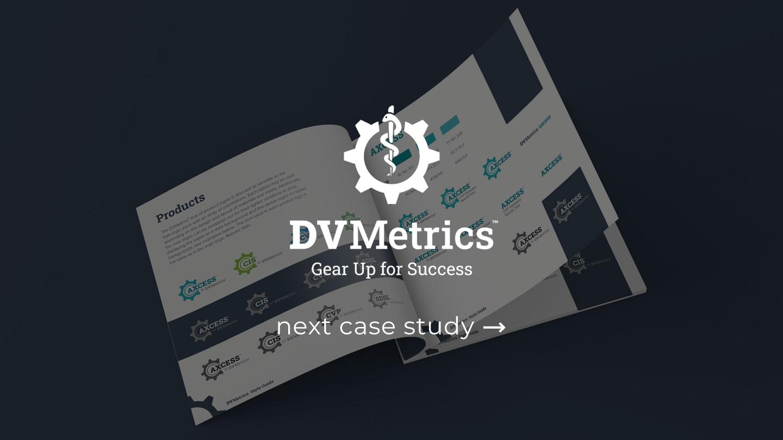 DVMetrics Right Button