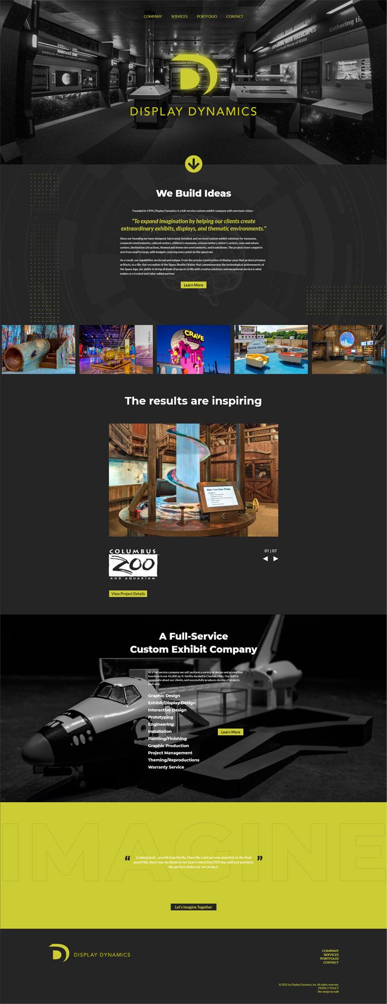 Display-Dynamics-Home-Page