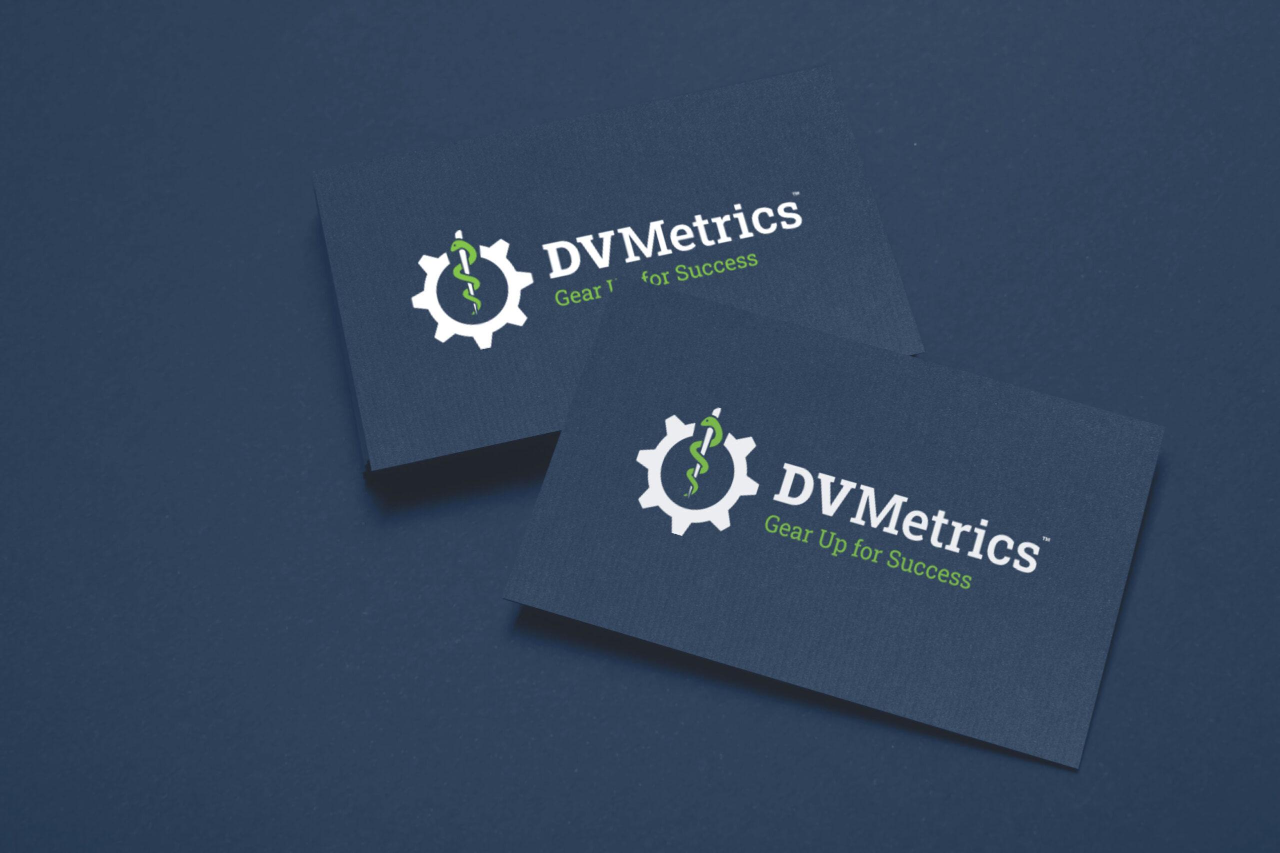 DVMetrics Business Cards