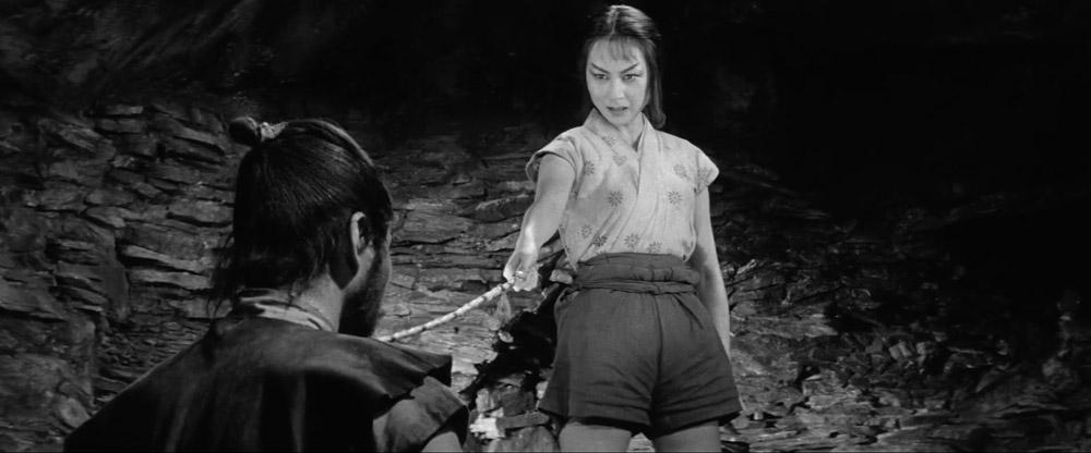 hidden fortress princess Yuki - top 10 best samurai movies