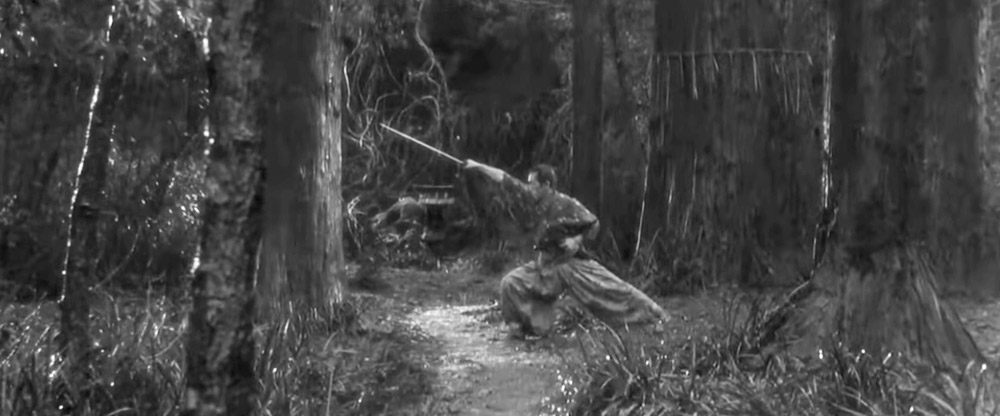Seven Samurai ronin image - top 10 best samurai movies
