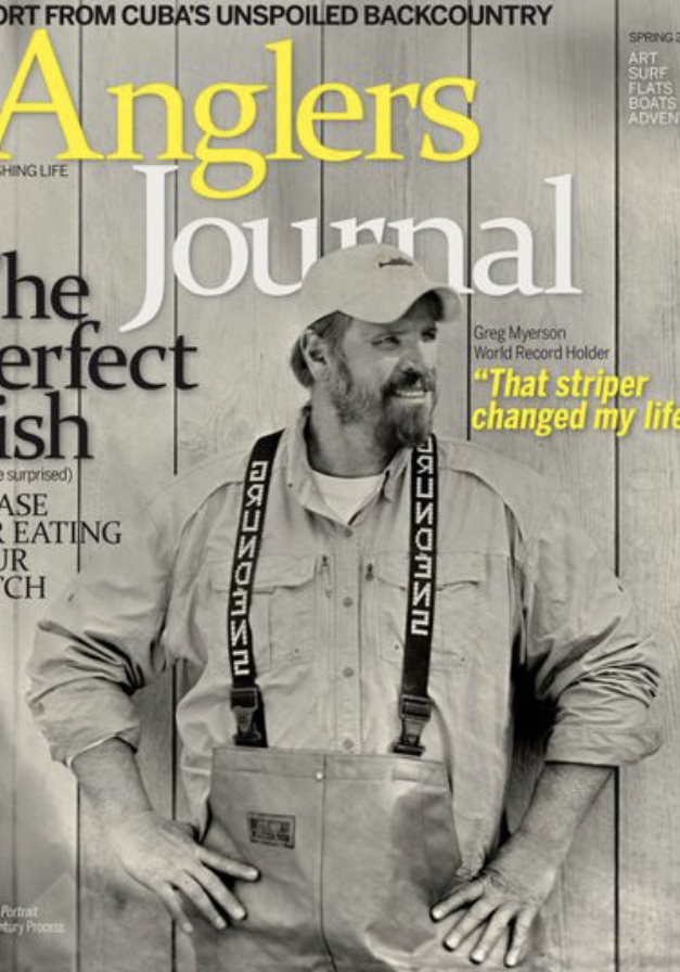 Anglers Journal - Spring 2015