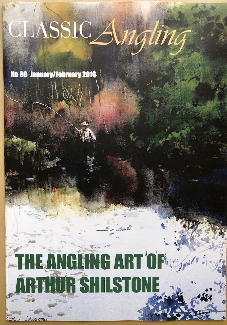 Classic Angling - January/February 2016 - Shilstone Book Review