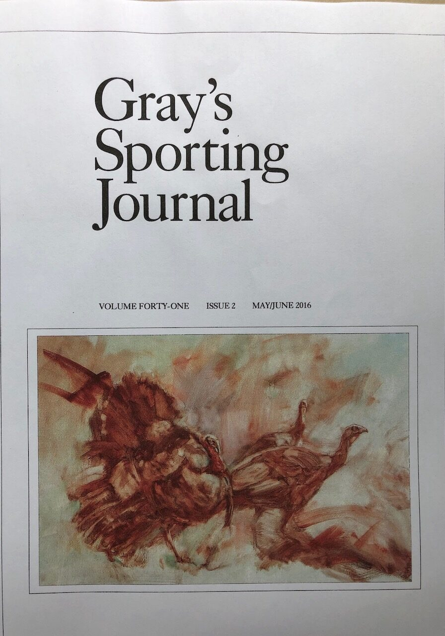 Gray's Sporting Journal - May/June 2016 - Shilstone Book Review