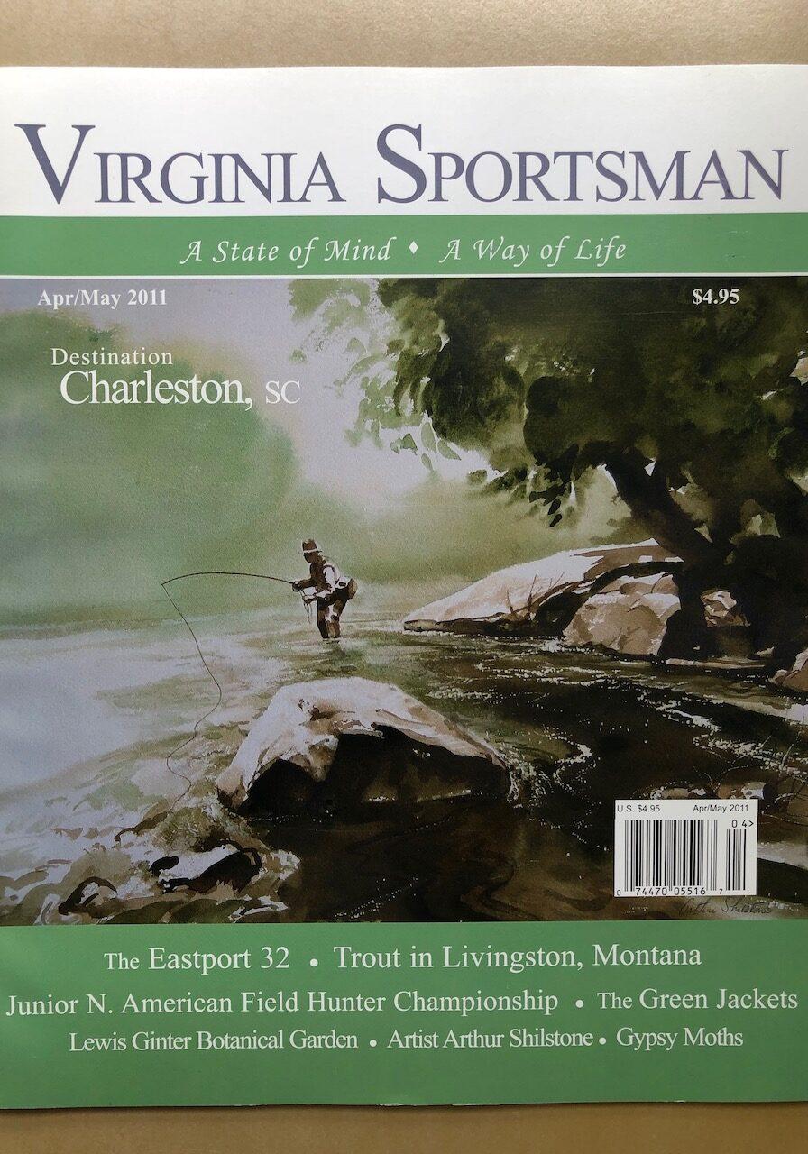 Virginia Sportsman - April/May 2011