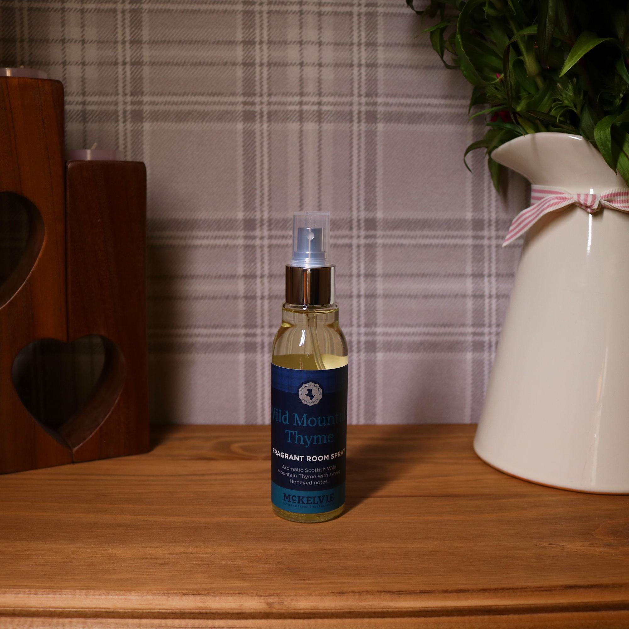 Wild Mountain Thyme Fragrant Room Spray