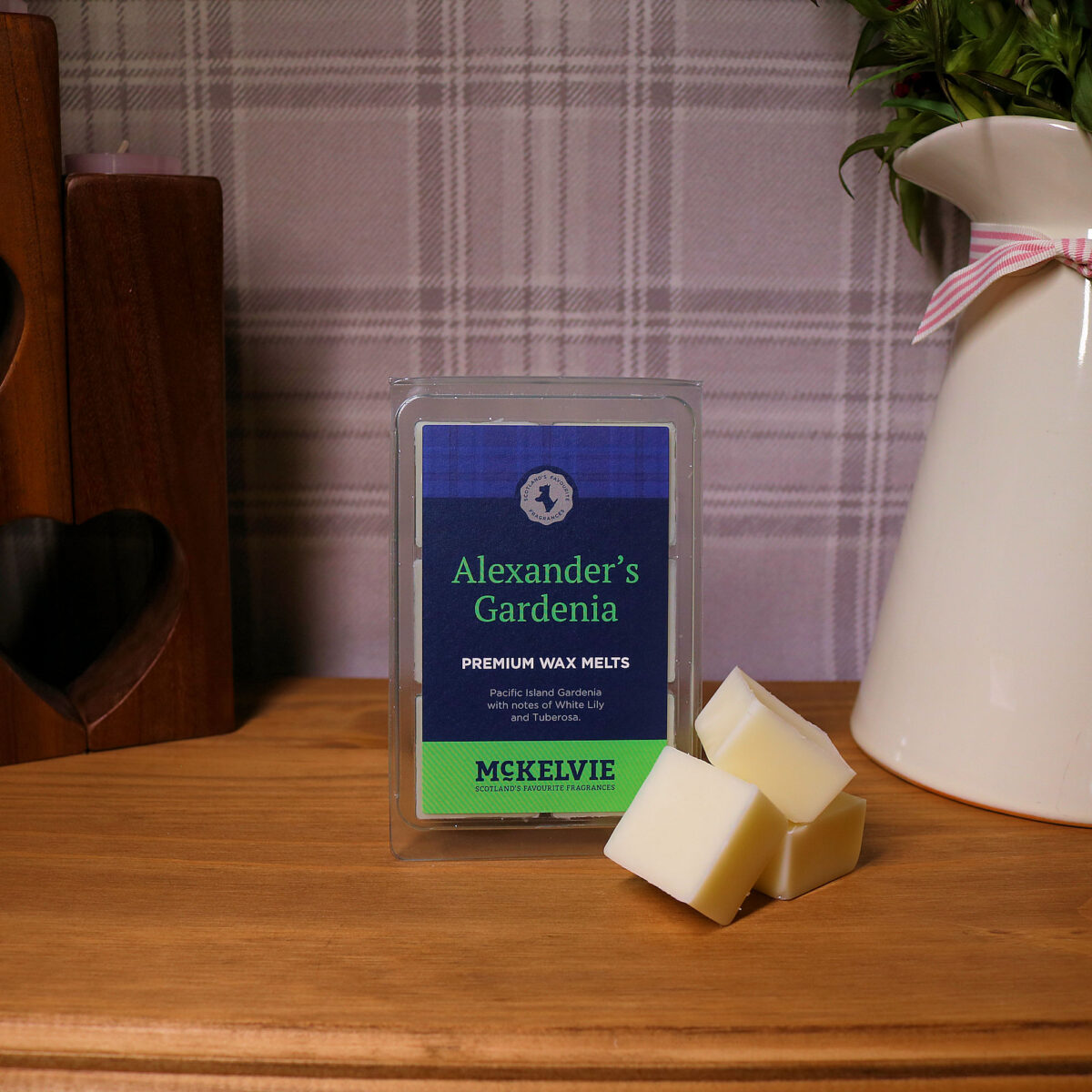 Alexander's Gardenia Wax Melts