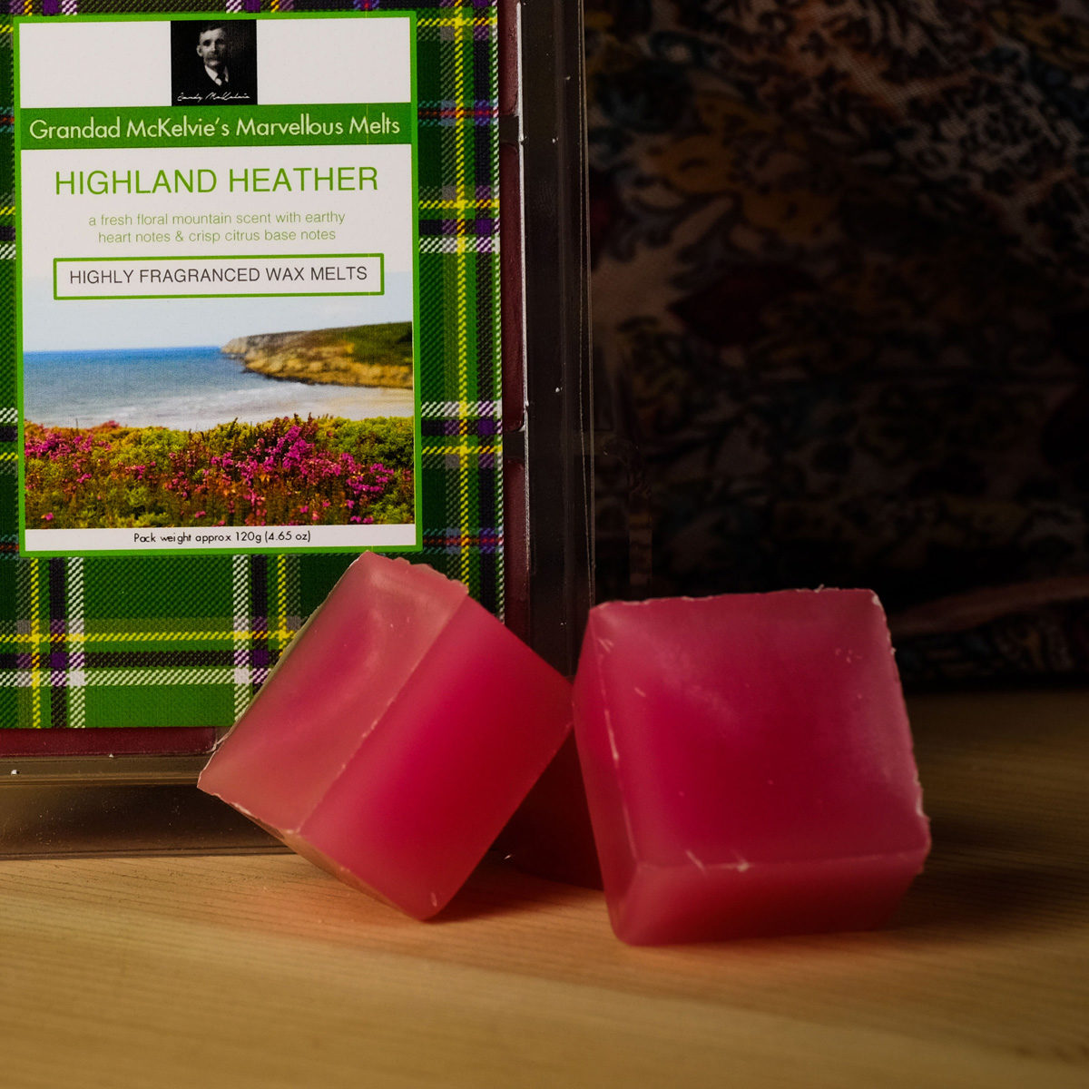 Highland Heather Wax Melts