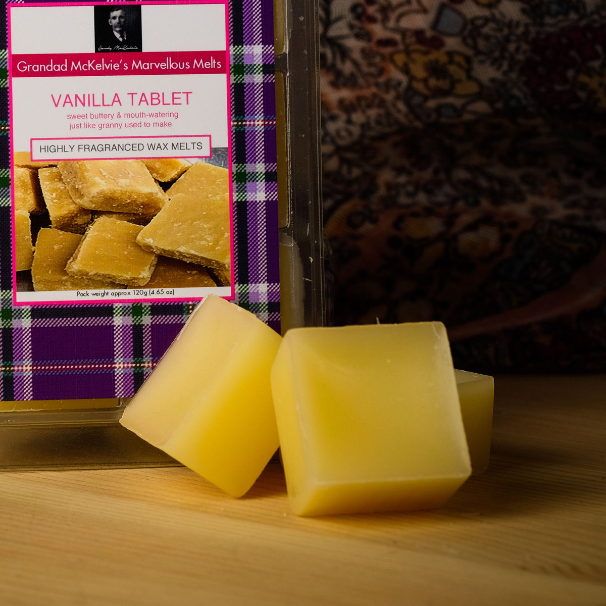 Vanilla Tablet Wax Melts