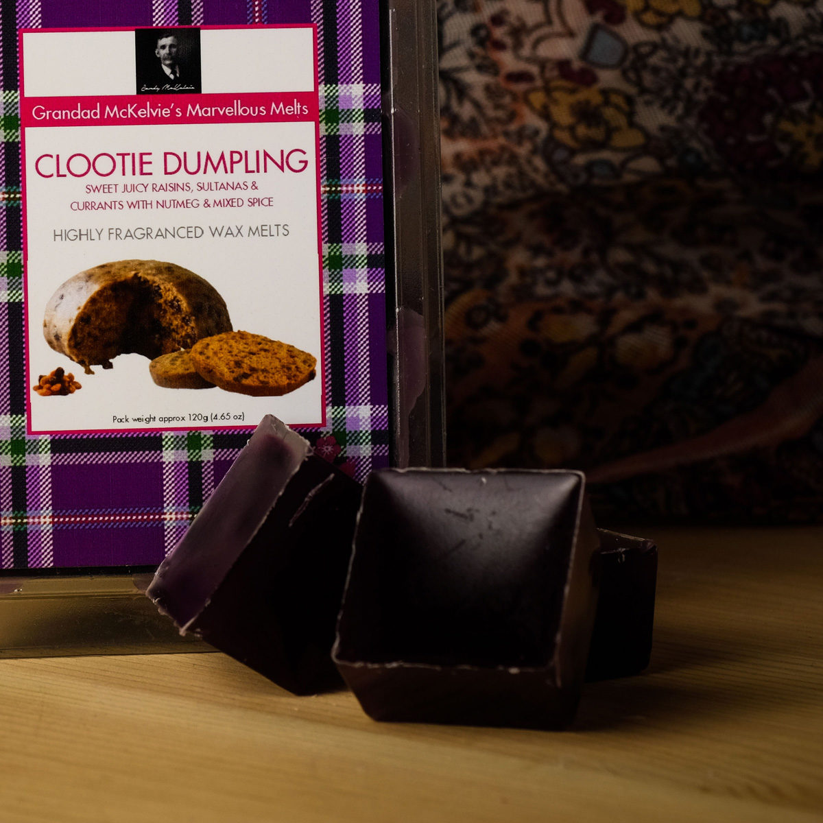 Clootie Dumpling Wax Melts