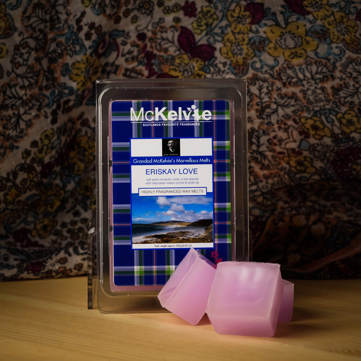 Eriskay Love Wax Melts