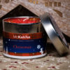 Christmas Scented Candle Tin