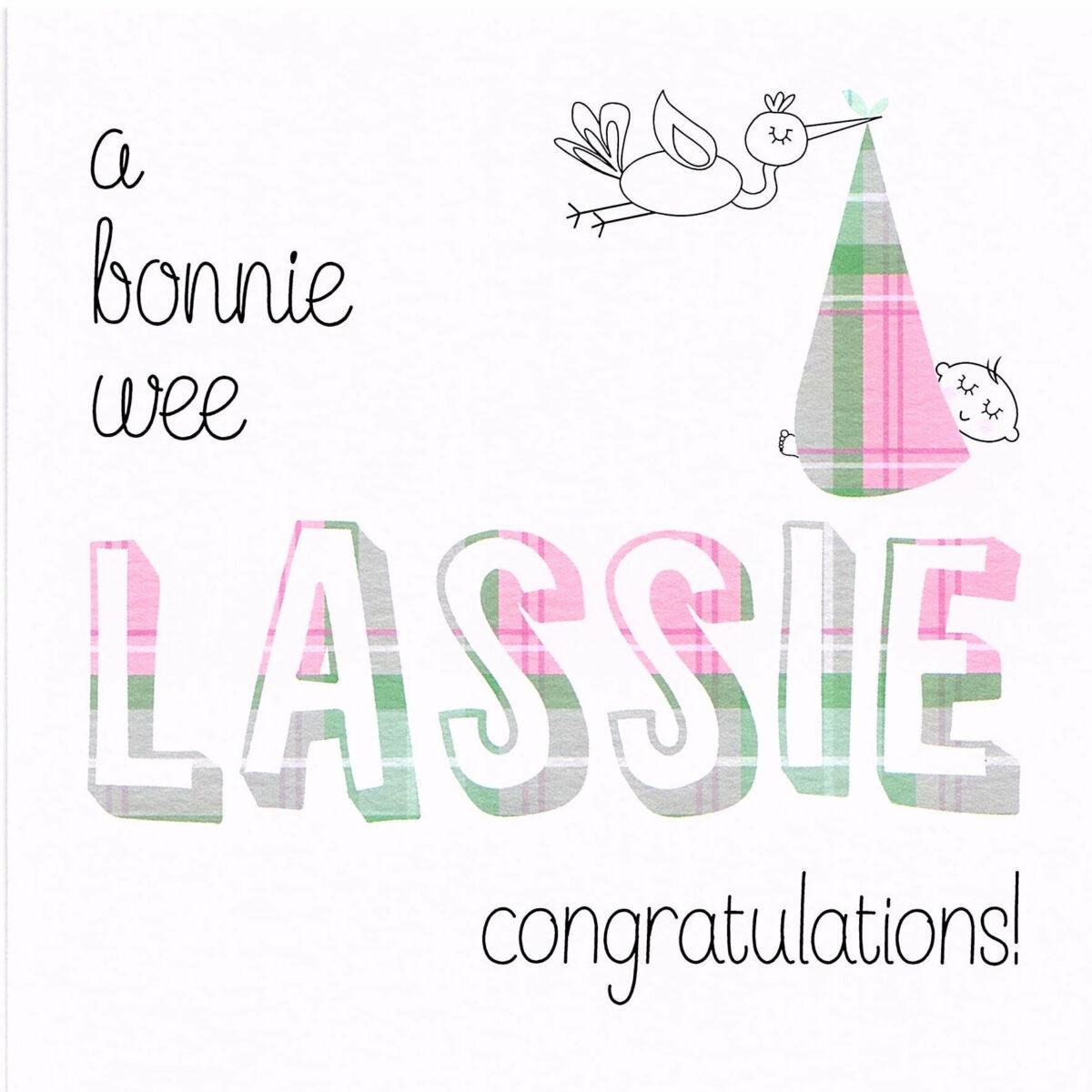 Bonnie Wee Lassie