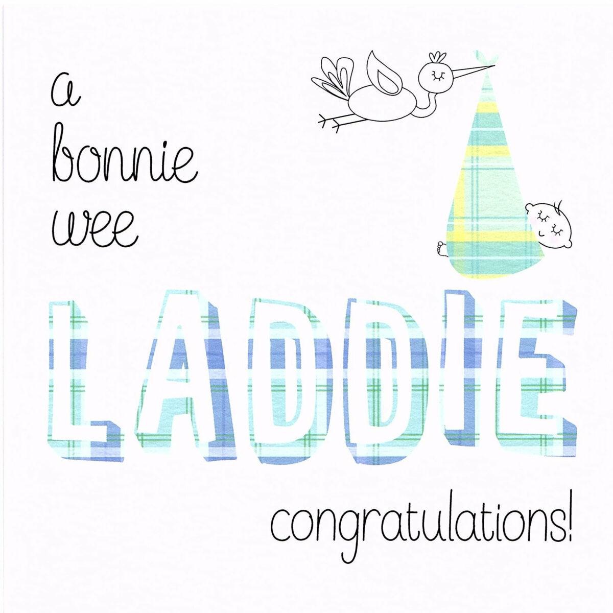 Bonnie Wee Laddie