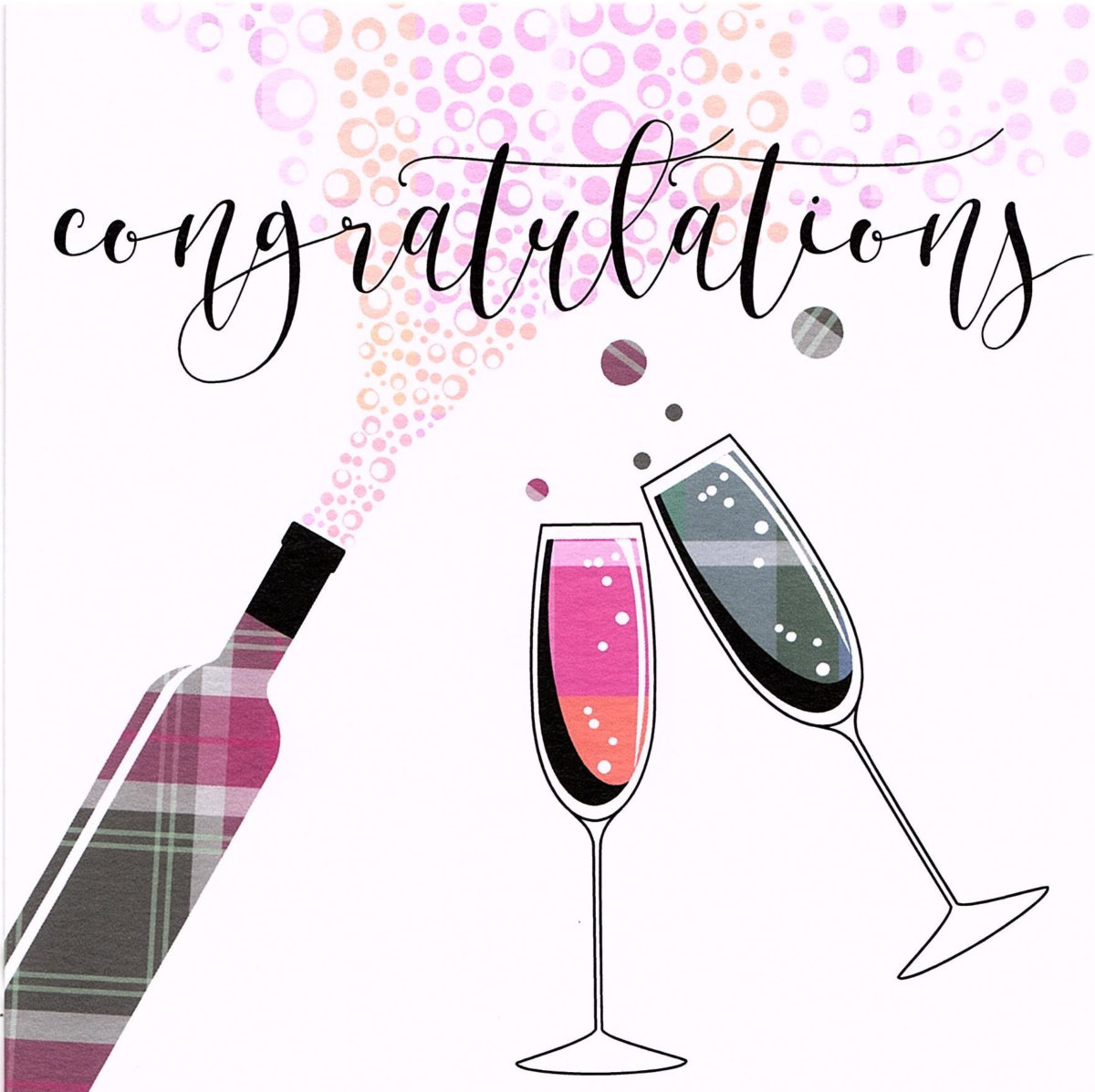 Congratulations Bubbly