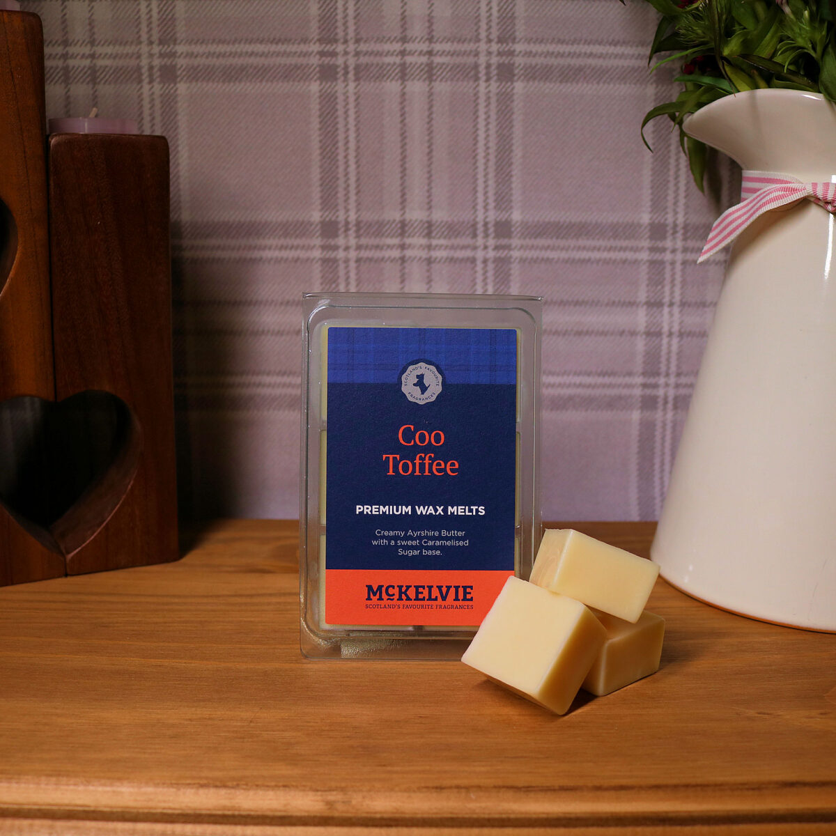 Coo Toffee Wax Melts