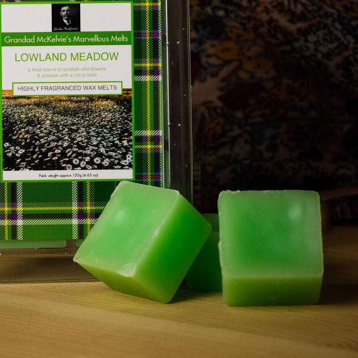 Lowland Meadow Wax Melts