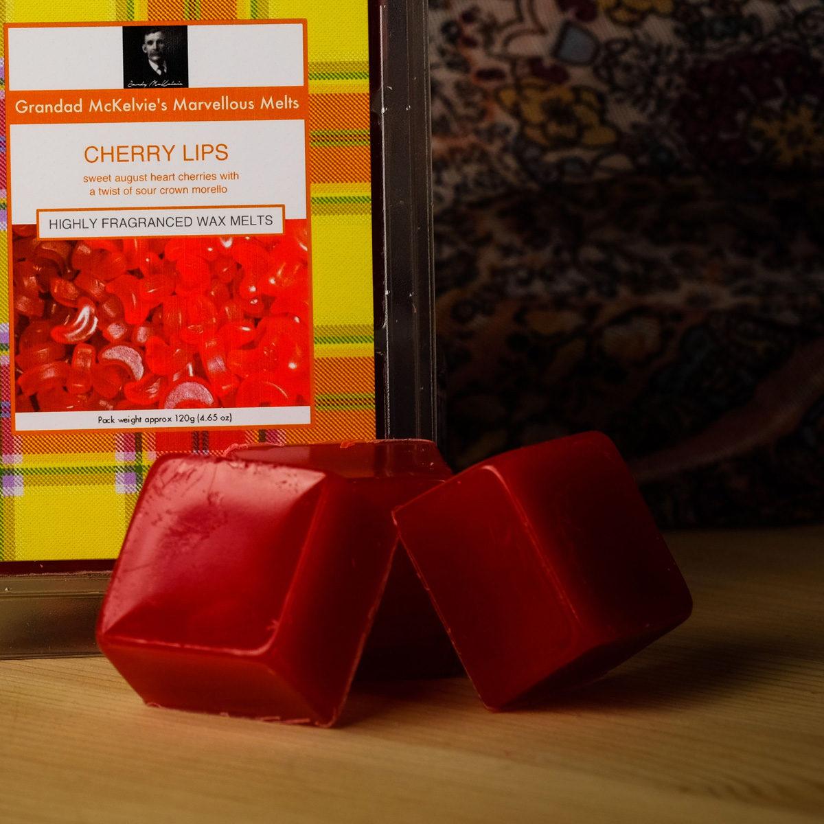 Cherry Lips Wax Melts