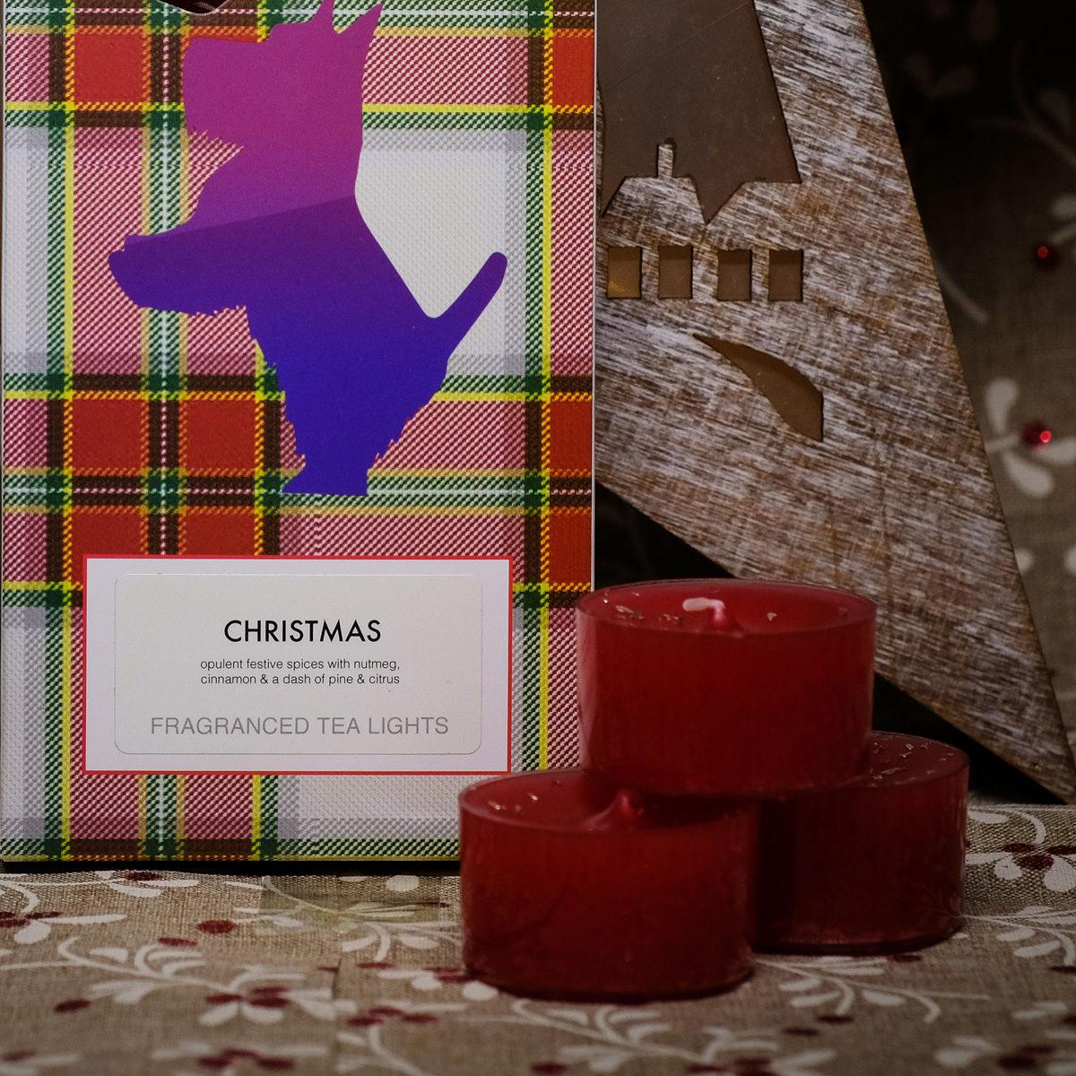 Christmas Tealights