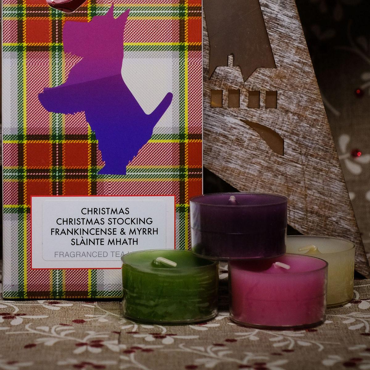 Christmas Mix 1 Tealights