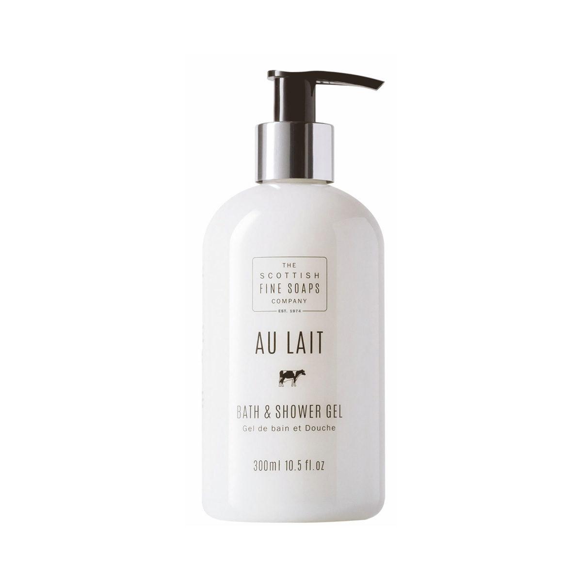 Au Lait Bath & Shower Gel