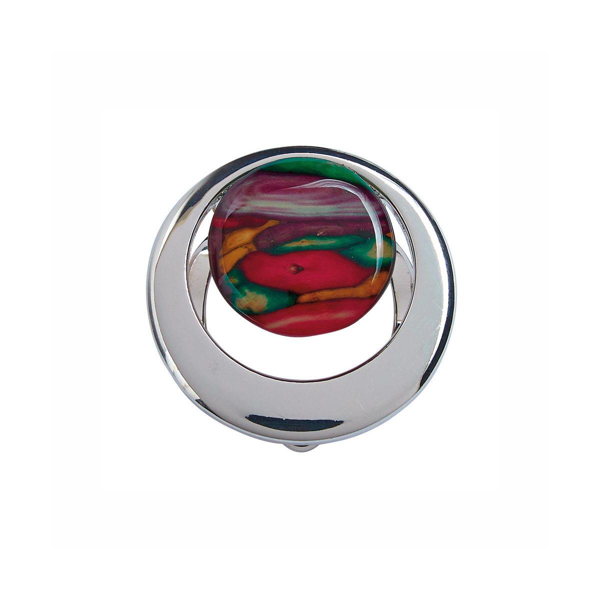 Round Scarf Ring