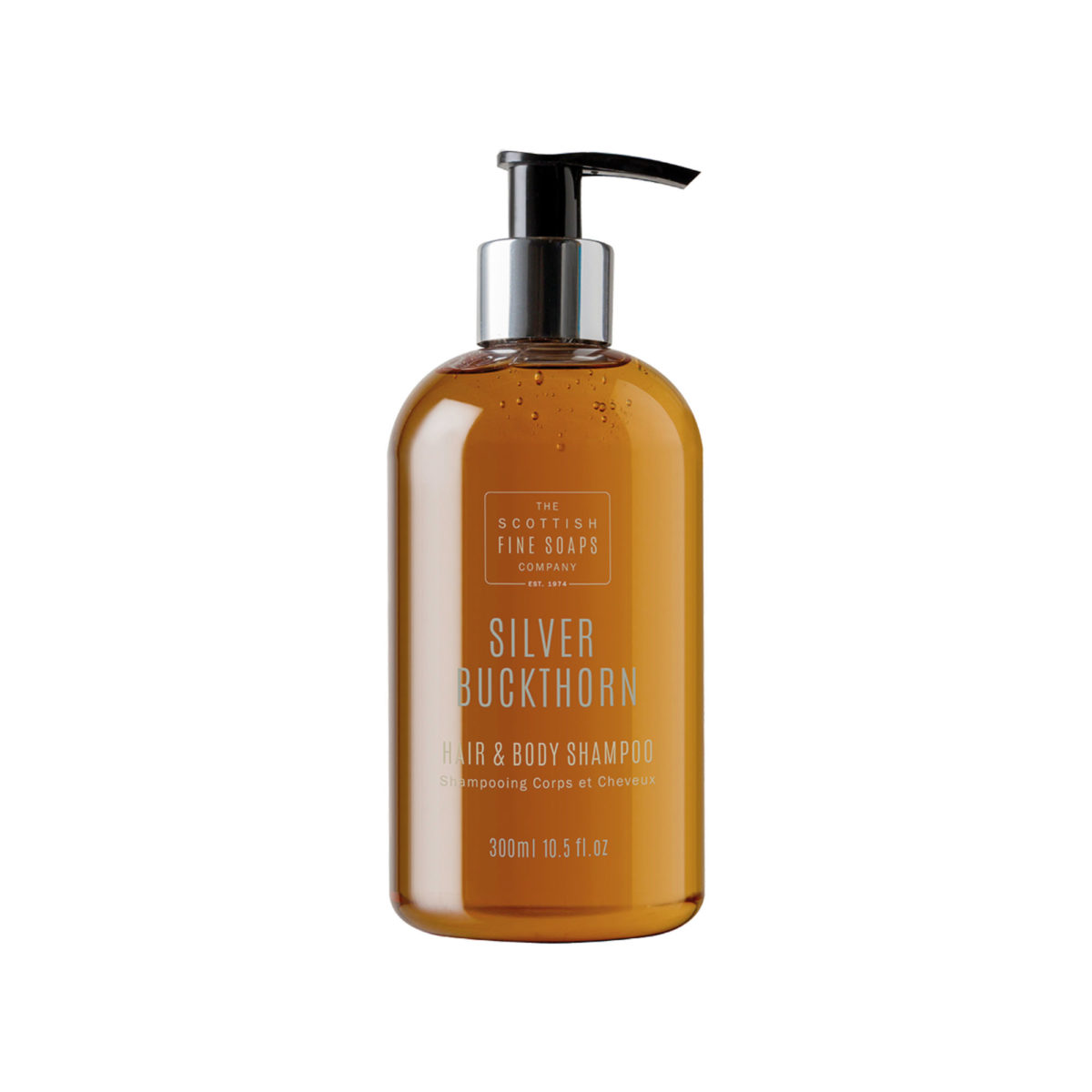 Silver Buckthorn Hair & Body Shampoo