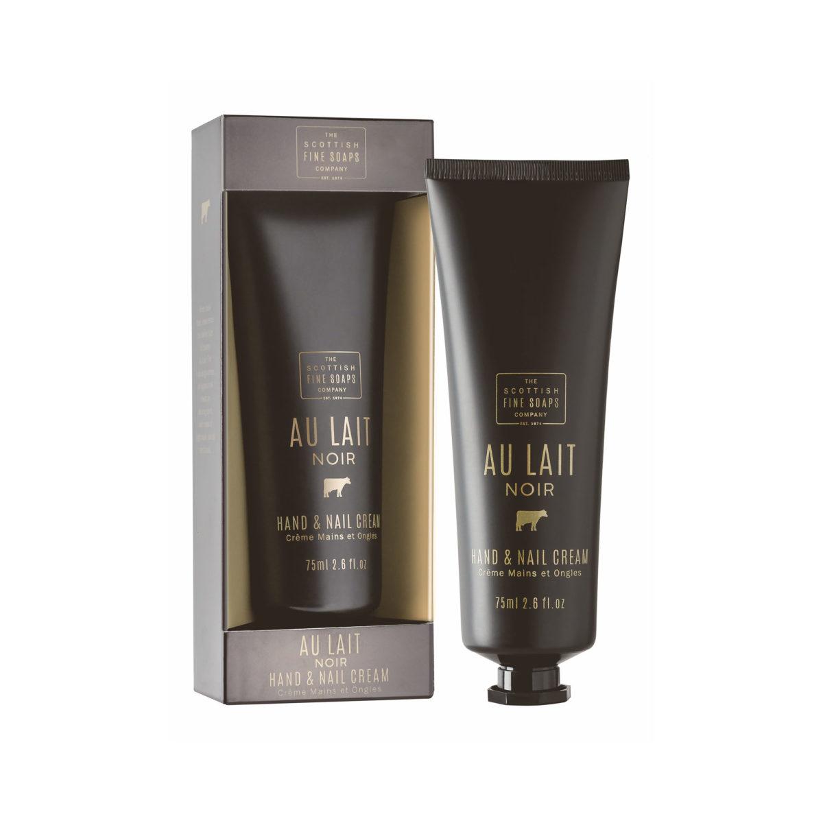 Au Lait Noir Hand & Nail Cream