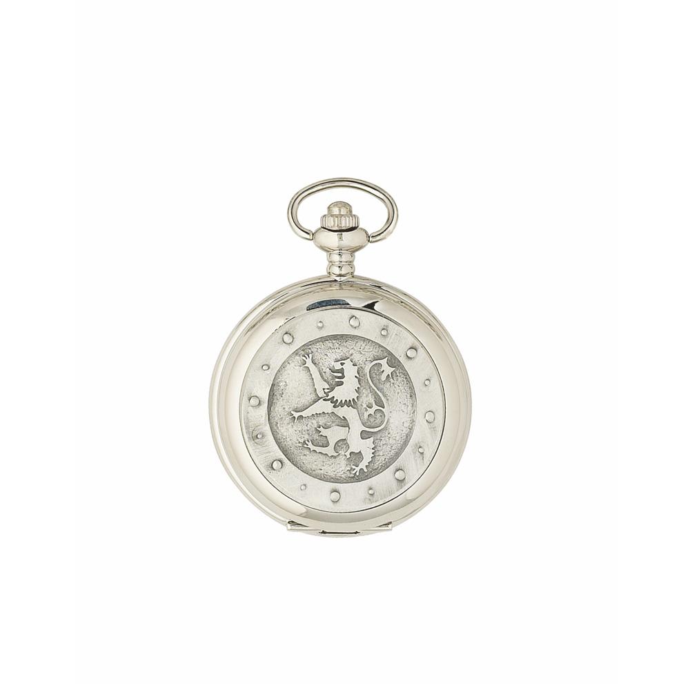Lion Rampant Quartz Pocket Watch