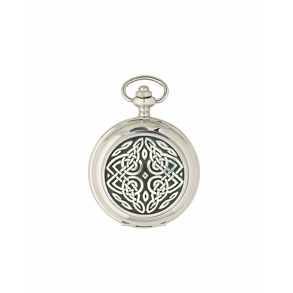 Celtic Quartz Pocket Watch
