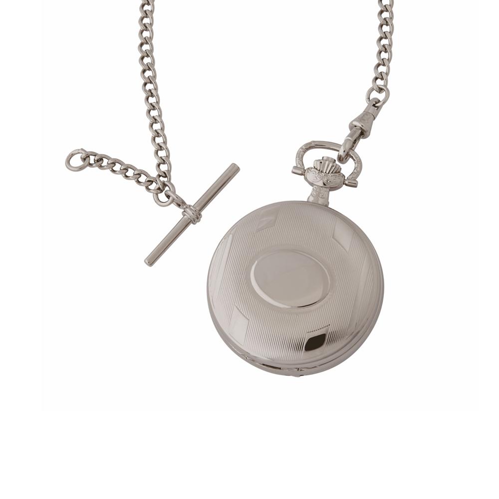 Hampton Mechanical Pocket Watch