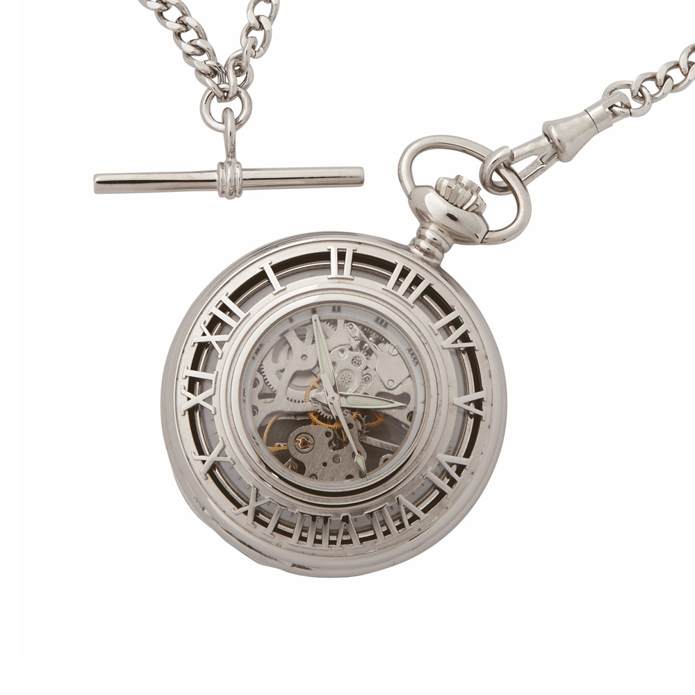 Albany Mechanical Pocket Watch