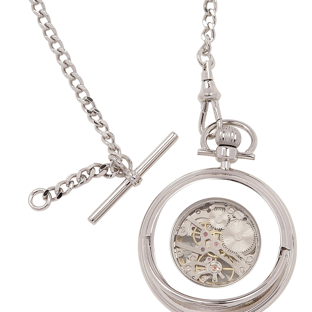Hylton Mechanical Pocket Watch