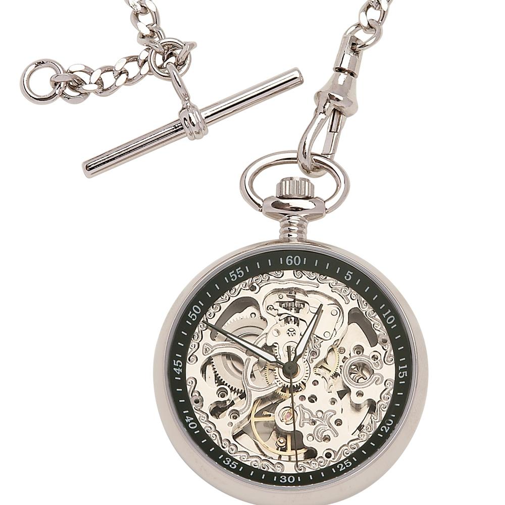 Alnwick Mechanical Pocket Watch