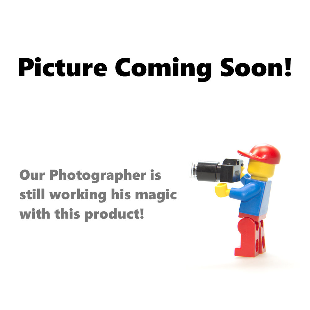 Picture coming soon! Our photographer is still working his magic with this product!
