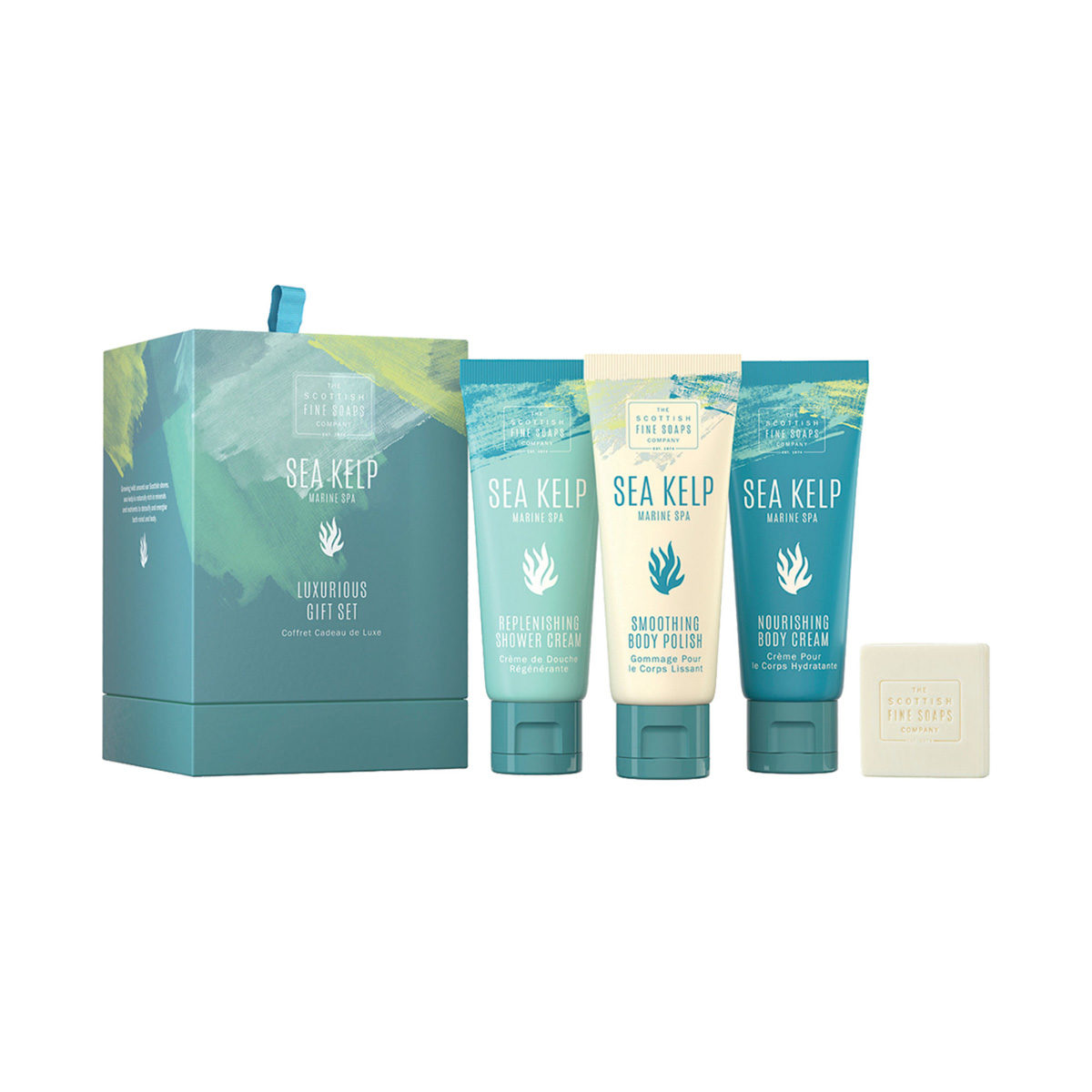 Sea Kelp Marine Spa Luxurious Gift Set