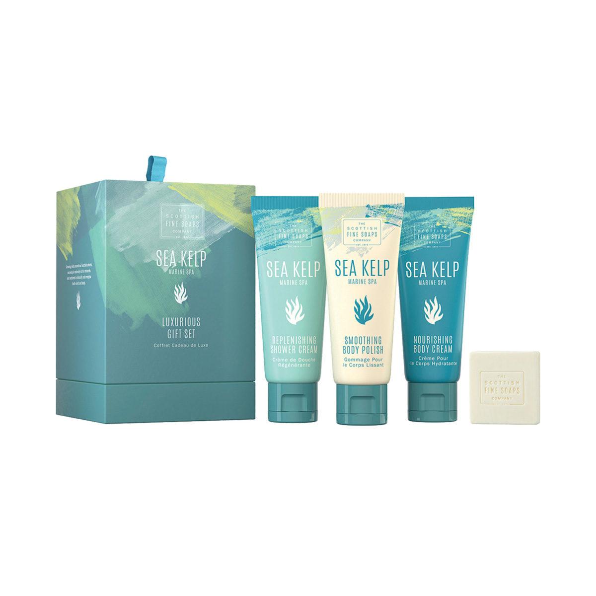Sea Kelp Marine Spa Luxurious Gift Set
