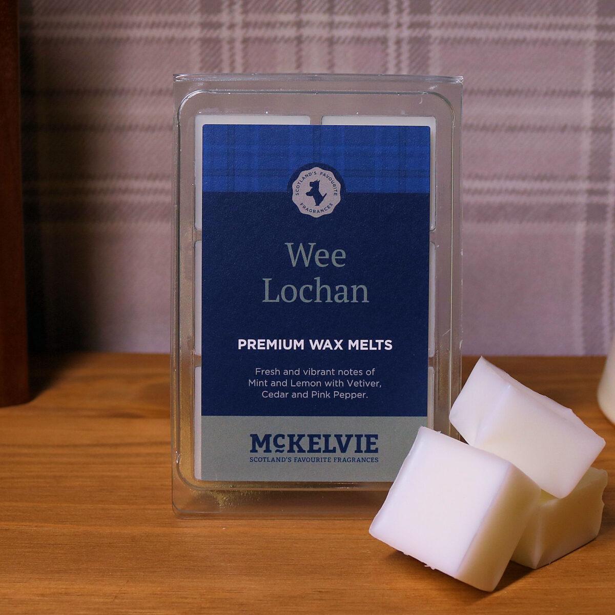 Wee Lochan Wax Melts