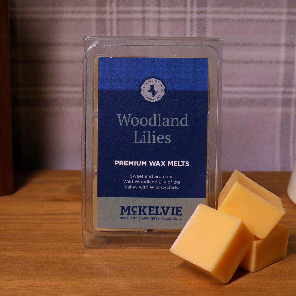Woodland Lillies Wax Melts