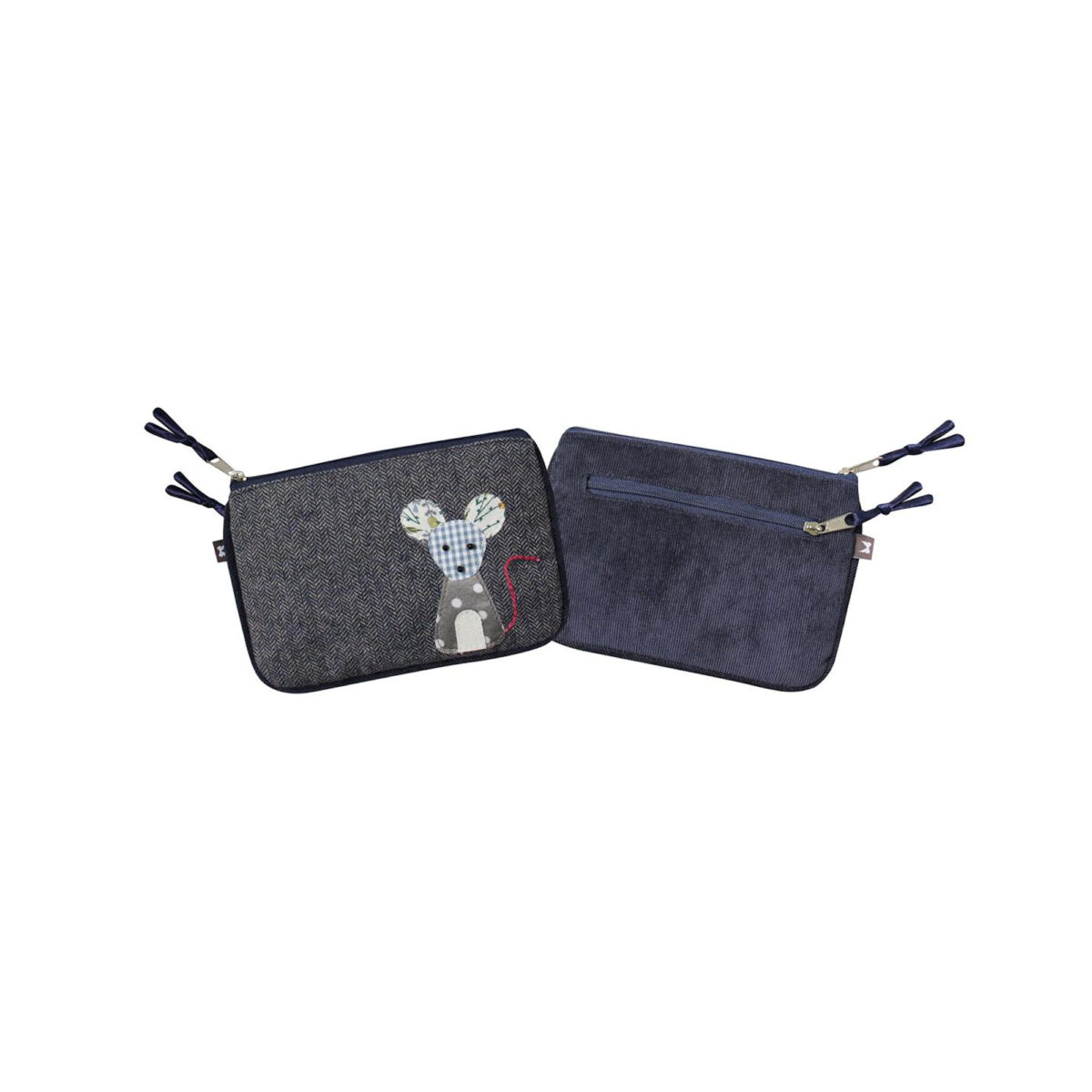 Country Cousins Mouse Juilet Purse