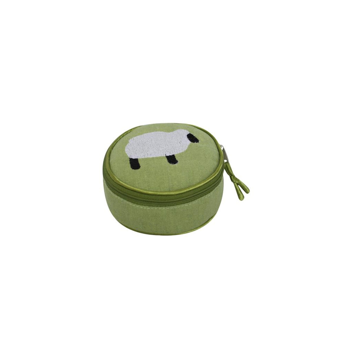 Green Sheep Pouch