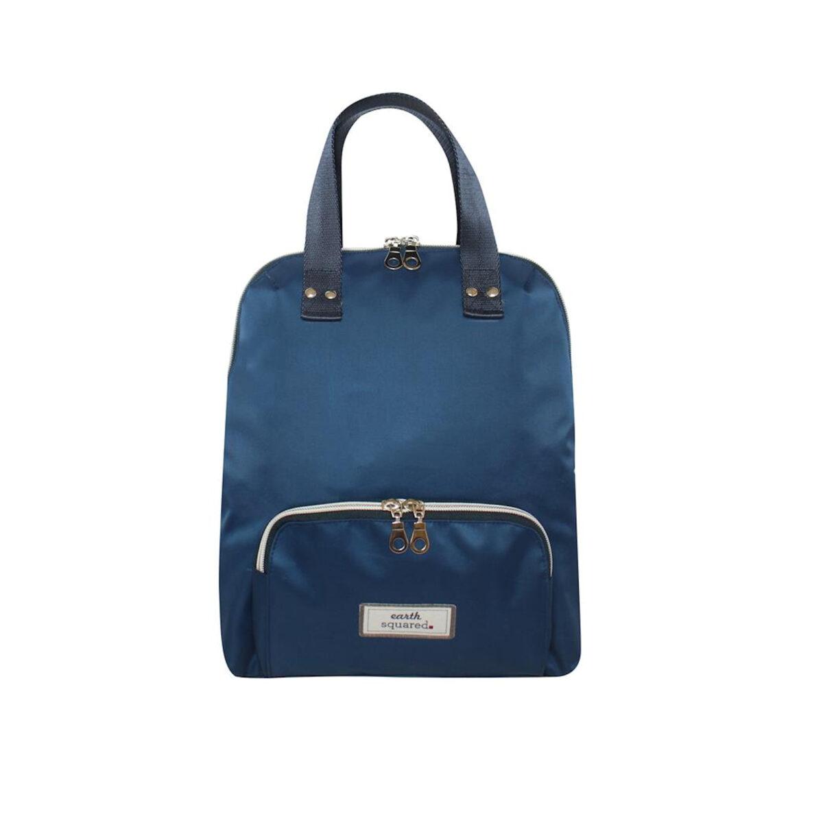 Blue Mini Voyage Backpack