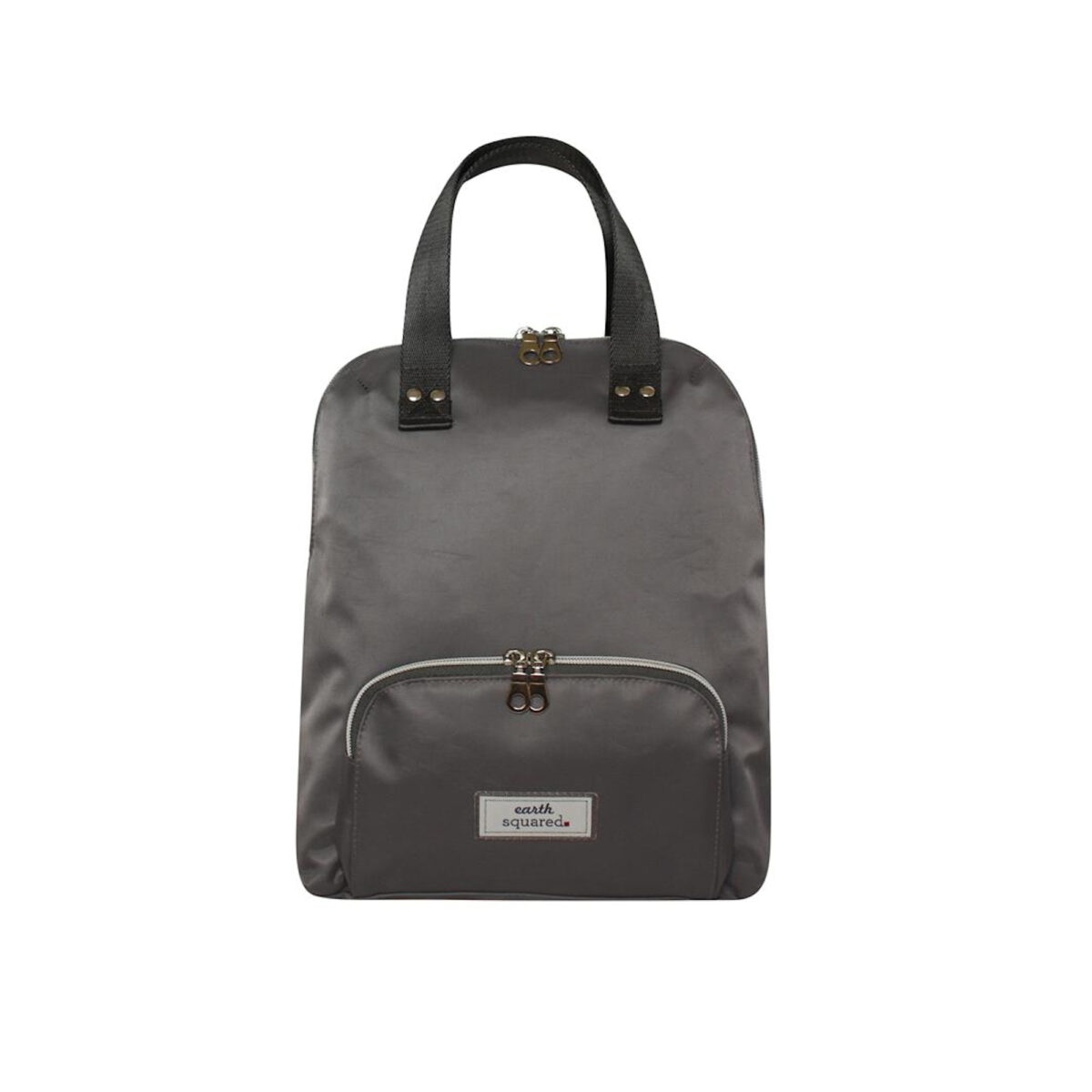 Grey Mini Voyage Backpack