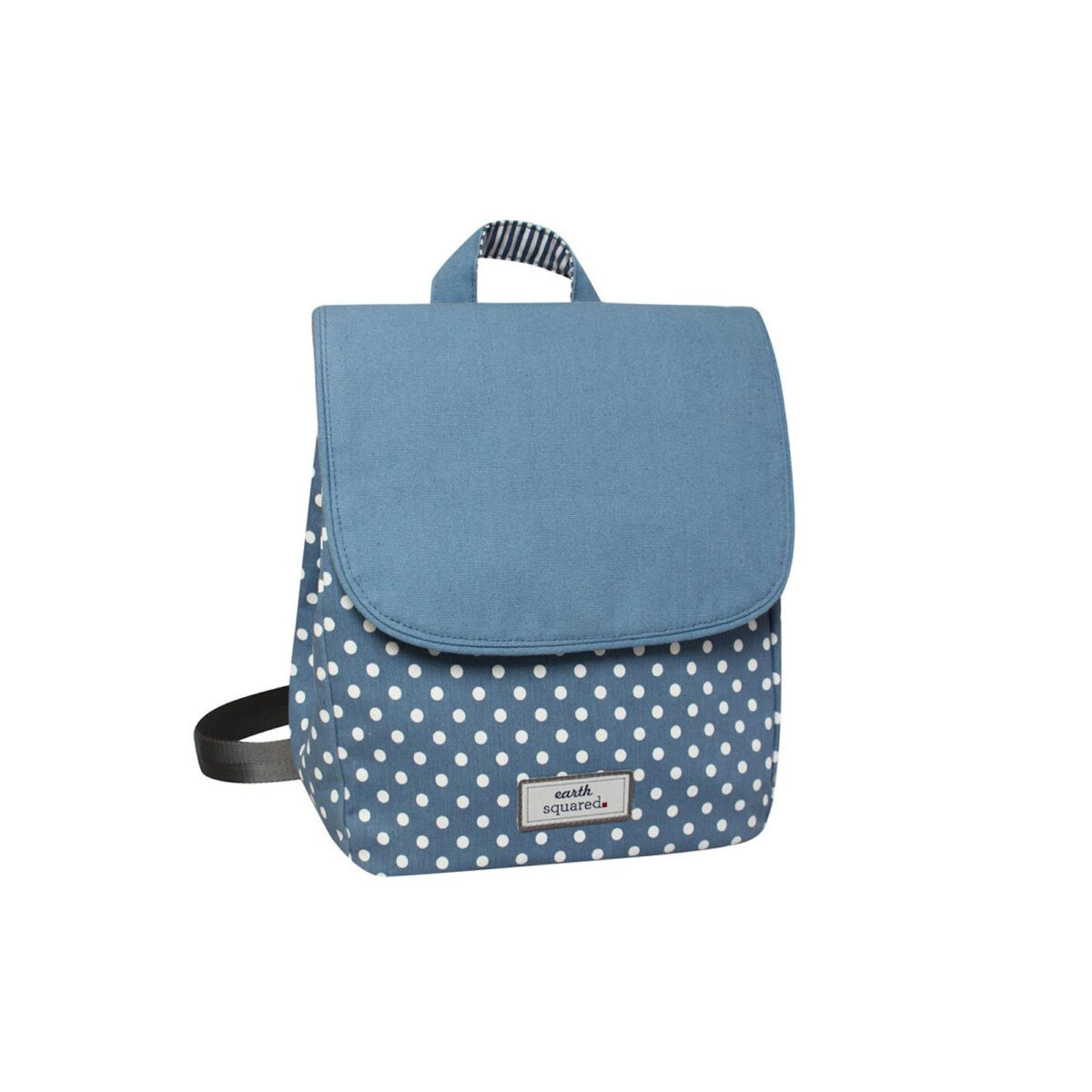 Blue Spotty Backpack