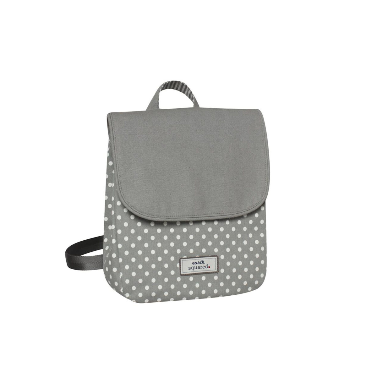 Grey Spotty Backpack
