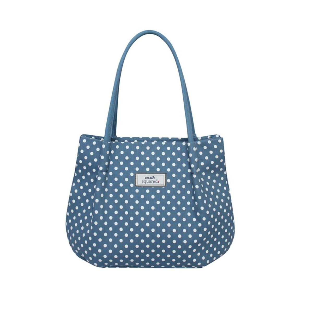 Blue Spotty Freya Bag