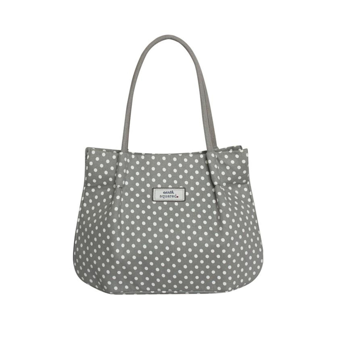 Grey Spotty Freya Bag