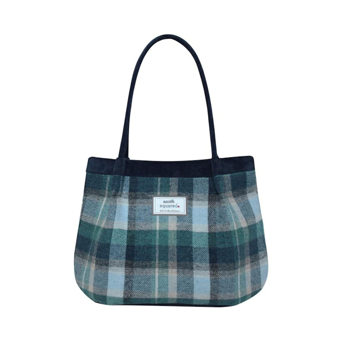 Cloudburst Tweed Freya Bag