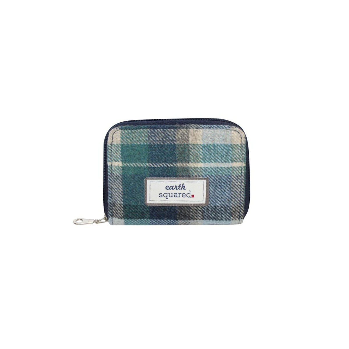 Cloudburst Tweed Wallet